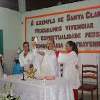 Celebrações Dia do Padre, Festa de santa Clara e Semana da Família - Paróquia São Francisco de Assi
