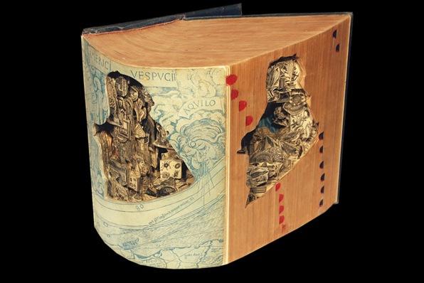 Brian Dettmer sculpteur de livres (34)