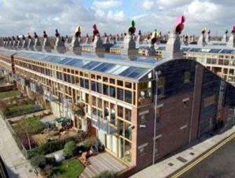 BedZED eco-developement (not town)