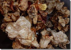 Dried Christmas Bell Chillies