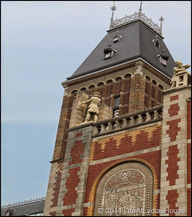 Rijks Museum details 4