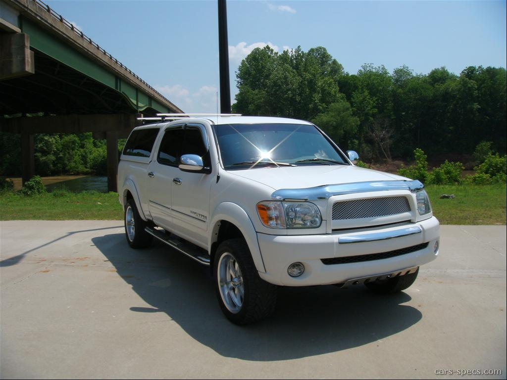 2006 toyota tundra double cab specifications pictures prices. Black Bedroom Furniture Sets. Home Design Ideas