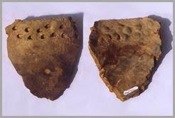 A História da Cerâmica - Fragmentos Encontrados na China com 20.000 anos de Idade
