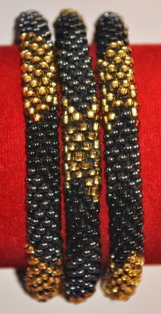 Rollover Bracelets Black Series