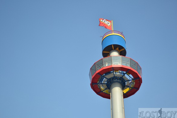 legoland malaysia tower