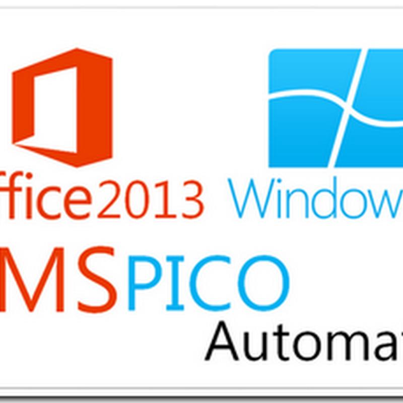 KMSpico 8.7 - Công cụ Activate Windows 8/8.1 và Office 2013 hiệu quả nhất