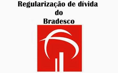 Regularizacao-de-divida-do-bradesco-www.meuscartoes.com