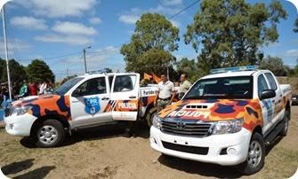 El CPR local estará a cargo del comisario mayor Pablo Golini y, además del personal, contará con dos camionetas 4x4 para el patrullaje