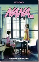 portada Nana vol. 2