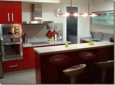 Decoración de Cocinas con Barra3