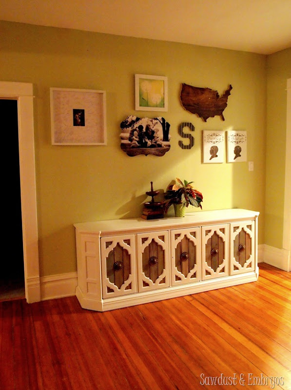 Buffet Overhaul Transformation {by Sawdust and Embryos}