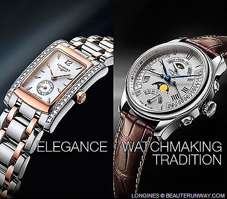 Longines Watches Swiss Elegance Traditional Watch Makers