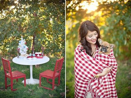Semplicemente Perfetto Christmas Wedding Shoot 03