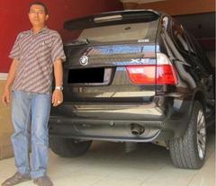 BMW X5 - buana express