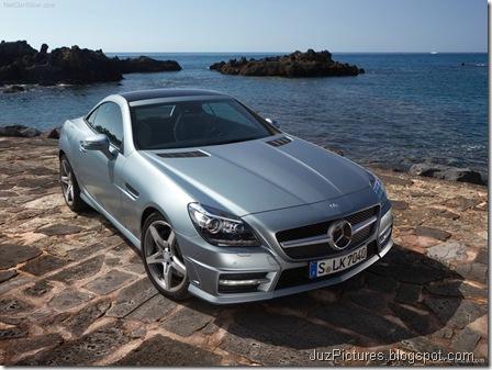 Mercedes-Benz SLK3501