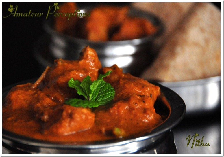 Kerala Chicken Curry 15