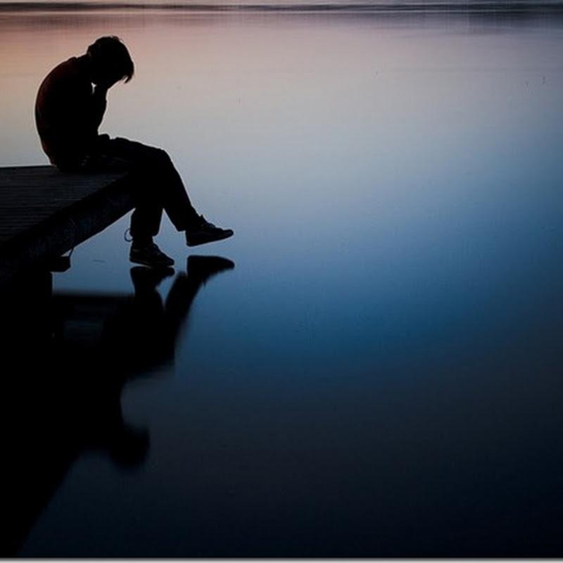 Cuando la soledad termina siendo parte de ti