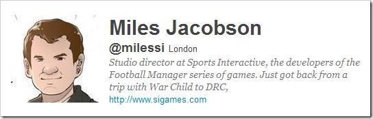 Miles Jacobson