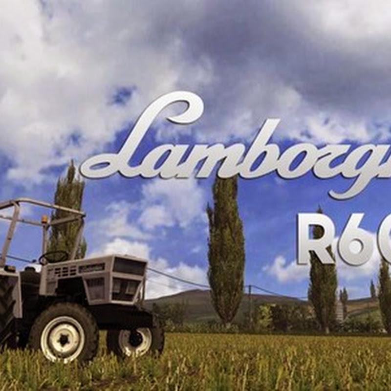 Farming simulator 2013 - Lamborghini R603B