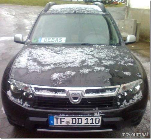 Dacia Duster winterbanden 09