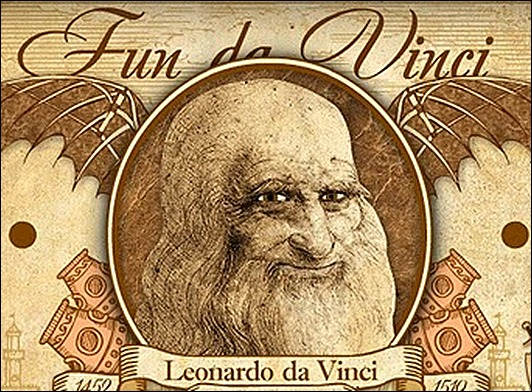 Fun Da Vinci Walkthrough