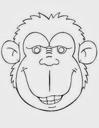 gorila imprimir