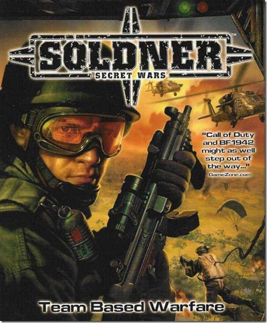 Soldner  Secret Wars