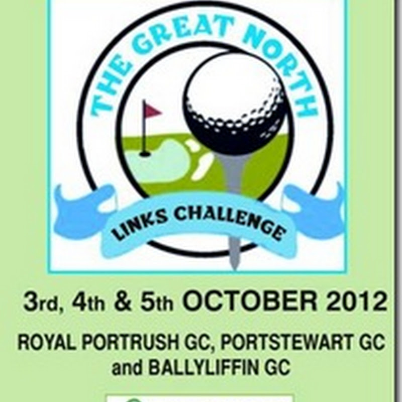 How To Enter The Great North Links Challenge 2012