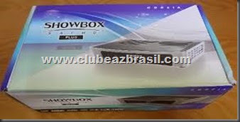 SHOWBOX SAT HD PLUS
