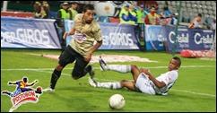 Once Caldas vs Itagüí