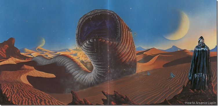 05 TERRY OAKES - SANDWORM AND RIDER