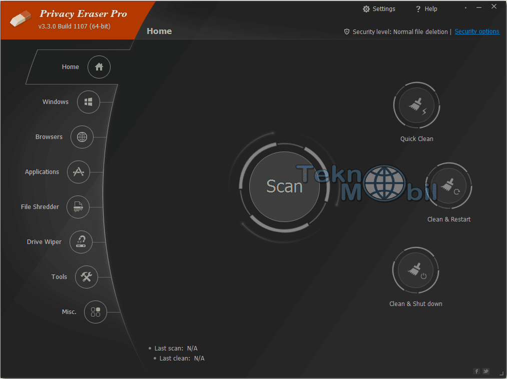 Privacy Eraser Pro Full