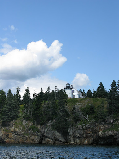 A neighbor's light house.