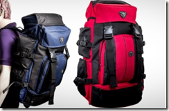 Groupon : Buy President Rucksack Backpack at Rs. 799 only (Available in 2 Colors)