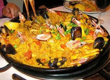 PAELLA la migliore in Spagna