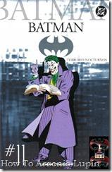 P00011 - Coleccionable Batman #11 (de 40)