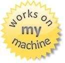 Hey, funciona en mi máquina