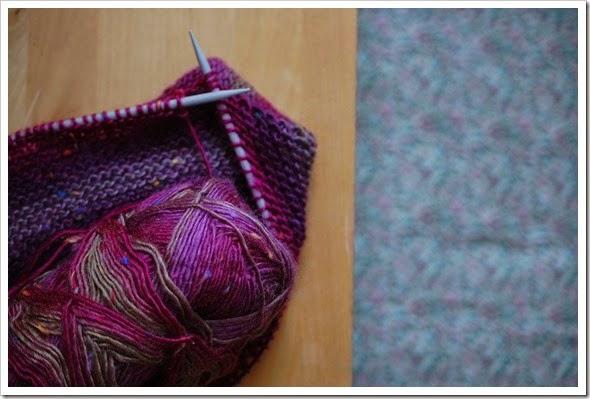 knitting rikke hat