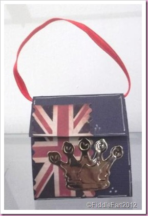 Diamond Jubilee Crafts