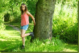 Sophie in the Sticks summer 2014