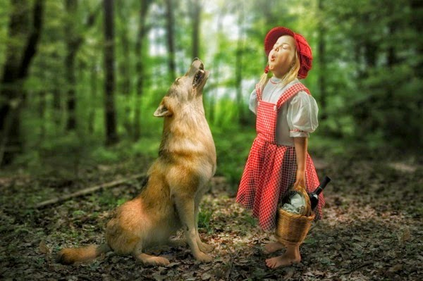 John wilhelm little red riding hood