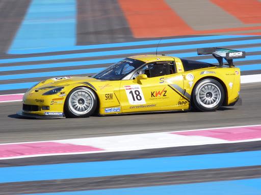 Corvette Z06R GT3 TONI SEILER