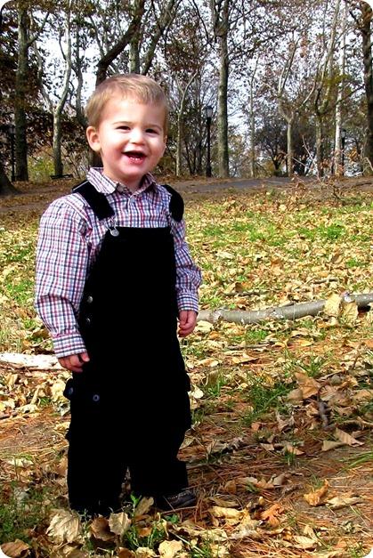 Nolan 17 Months Portraits