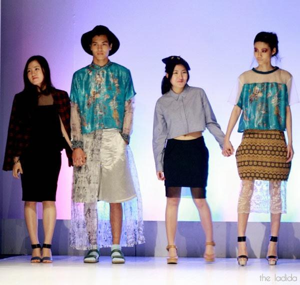 Raffles Graduate Fashion Show 2013 - Helen Nguyen and Natalie Nguyen (1)