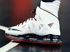 usabasketball lebron10 red swoosh 03 USA Basketball
