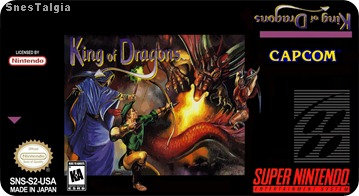 label-The-King-of-Dragons-snes