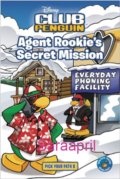 Agent Rookie's Secret Mission :)