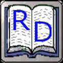 Research Dictionary icon