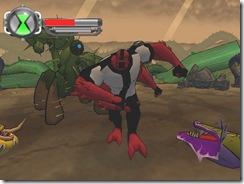 ben10-protector-of-earth-game2 Jogo Game: Ben 10 Protector of Earth nintendo wii, nintendo ds, sony psp