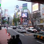 shibuya tunnel in Shibuya, Tokyo, Japan